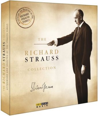 Richard Strauss: The Richard Strauss Collection, 11 DVD