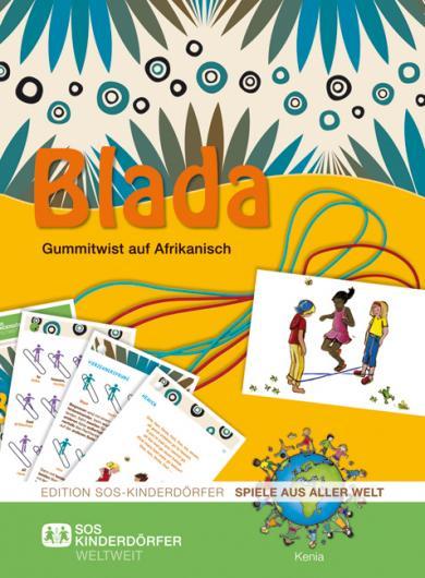 Blada - Gummitwist auf Afrikanisch