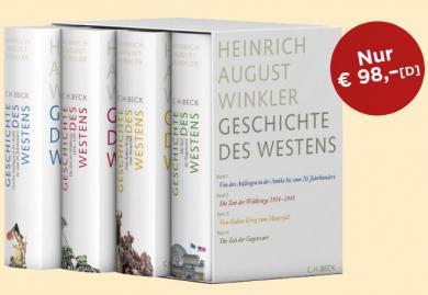Heinrich August Winkler: Geschichte des Westens