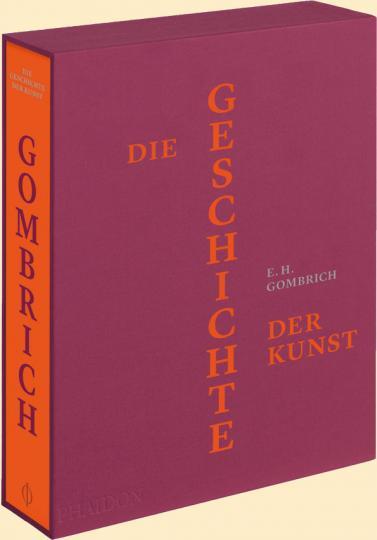 EH Gombrich: Die Geschichte der Kunst