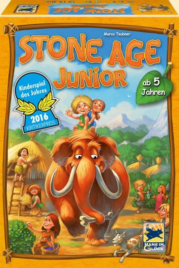 Stone Age Junior (Kinderspiel)