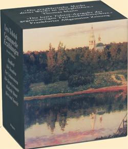 Leo Tolstoi: Gesammelte Erzählungen in 6 Bänden in Kassette