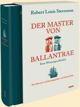 Walz, Melanie, Robert L. Stevenson, Robert Louis Stevenson: Der Master von Ballantrae
