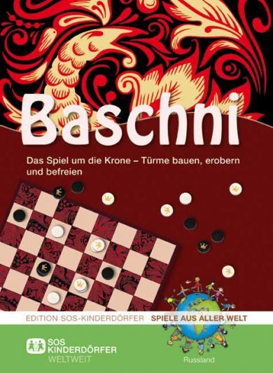 Baschni - Das Spiel um die Krone - Türme bauen, erobern und befreien