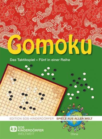 Gomoku - Das Taktikspiel - Fünf in einer Reihe