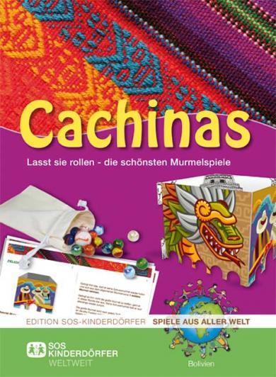 Cachinas - Lasst sie rollen - die schönsten Murmelspiele