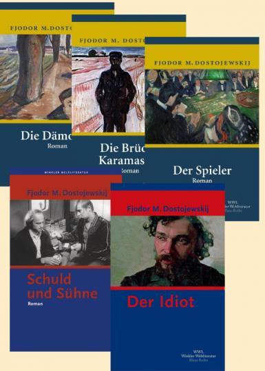 Fünf Romane
