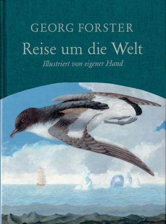 Georg Forster: Reise um die Welt