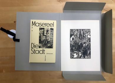 Frans Masereel: Die Stadt