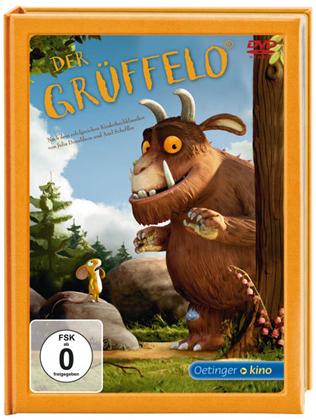 Scheffler, Axel, Julia Donaldson, Max Lang, Jakob Schuh: Der Grüffelo, DVD