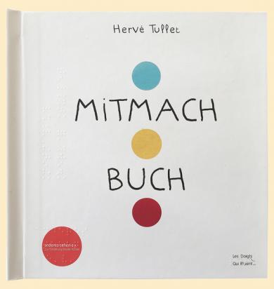 Herve Tullet: Mitmachbuch
