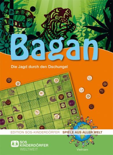 Bagan (Spiel) - Die Jagd durch den Dschungel - fesselndes Taktikspiel