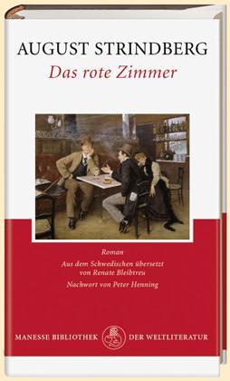 August Strindberg: Das Rote Zimmer