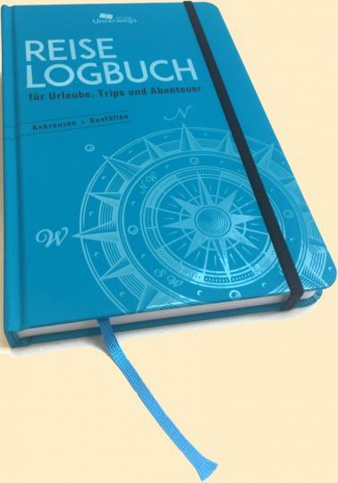 Manfred Klemann, Unterwegs Verlag GmbH: Reise Logbuch