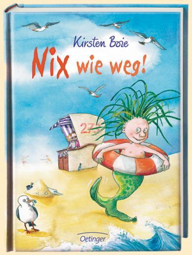 Kirsten Boie, Scharnberg, Stefanie: Nix wie weg!