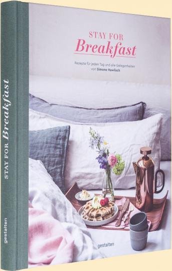 Gestalten, Simone Hawlisch: Stay For Breakfast