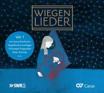 Jonas Kaufmann Weihnachtslieder.Wiegenlieder 1 1 Audio Cd Und Begleitbuch