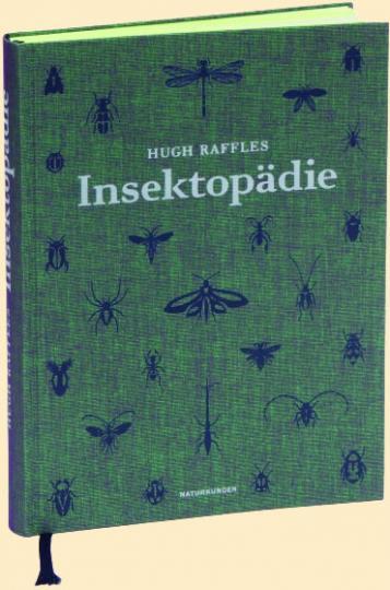 Hugh Raffles, Judith Schalansky: Insektopädie