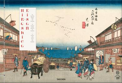 Rhiannon Paget, Andreas Marks: Hiroshige & Eisen. The Sixty-Nine Stations along the Kisokaido