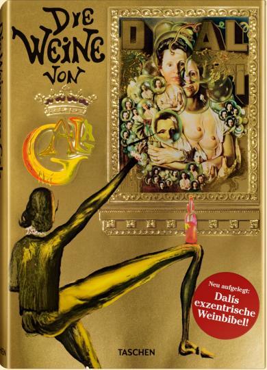 Dalí. Die Weine von Gala