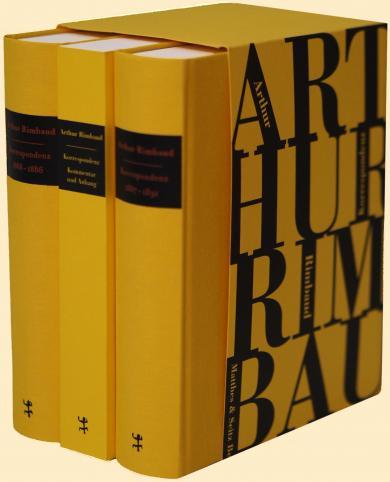 Arthur Rimbaud, Trzaskalik, Tim, Jean-Jacques Lefrère: Korrespondenz
