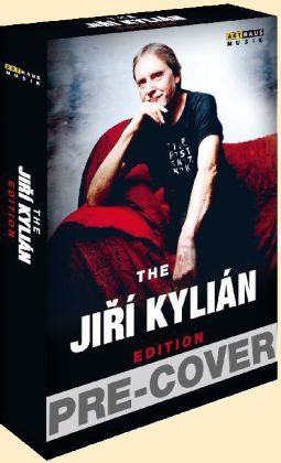 Jiri Kylian: The Jirí Kylián Edition, 9 DVDs