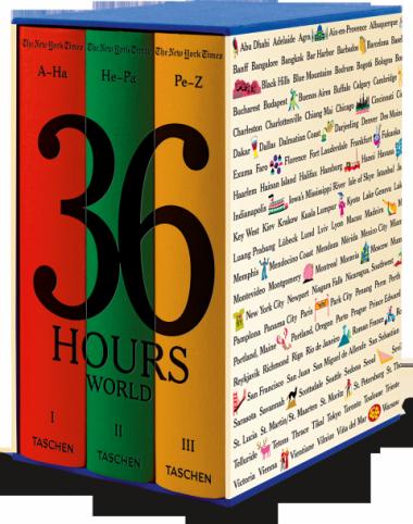 Barbara Ireland: New York Times, 36 Hours. World, 3 Bände