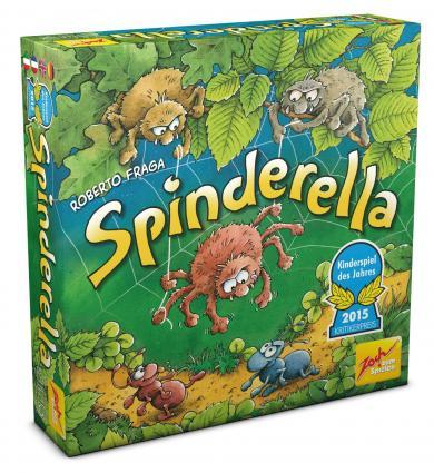 Roberto Fraga: Spinderella (Spiel)