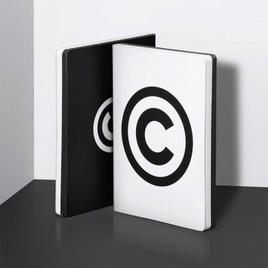 Copyright, black