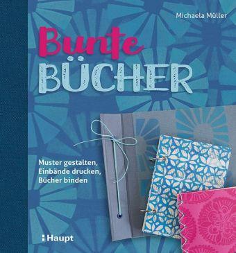 Michaela Müller: Bunte Bücher
