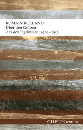 Romain Rolland, Hans Peter Buohler: Über den Gräben