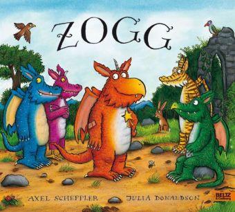 Scheffler, Axel, Julia Donaldson: Zogg
