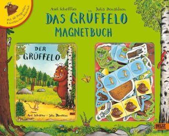 Scheffler, Axel, Julia Donaldson: Das Grüffelo Magnetbuch