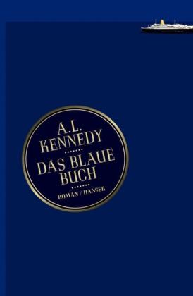 A.L. Kennedy: Das blaue Buch