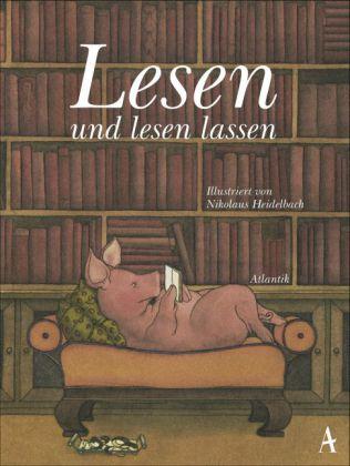 Nikolaus Heidelbach: Lesen und lesen lassen