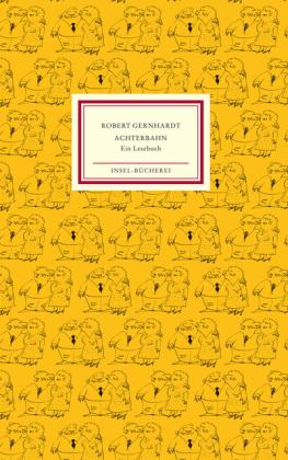 Robert Gernhardt: Achterbahn