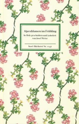 Josef Weisz: Alpenblumen im Frühling