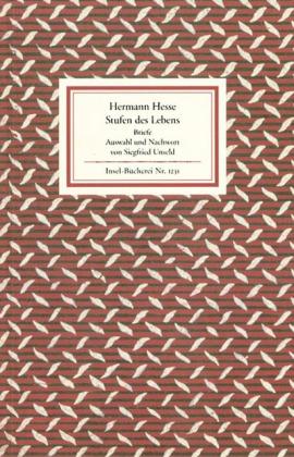 Hermann Hesse: Stufen des Lebens
