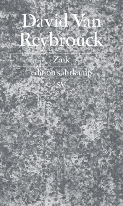 David Van Reybrouck: Zink