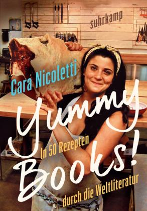Cara Nicoletti: Yummy Books!