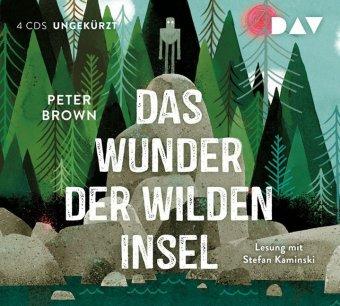 Peter Brown, Gutzschhahn, Uwe-Michael: Das Wunder der wilden Insel