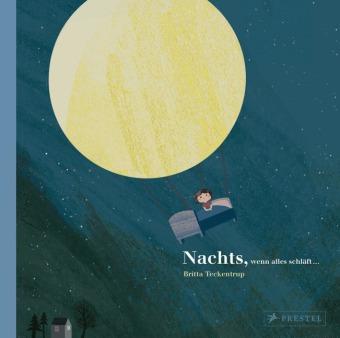 Teckentrup, Britta: Nachts, wenn alles schläft ...