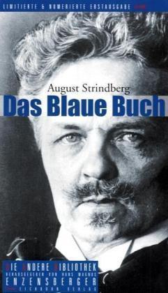 August Strindberg: Das blaue Buch