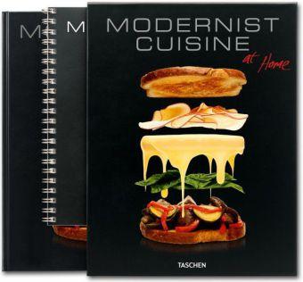 Maxime Bilet, Nathan Myhrvold: Modernist Cuisine at Home