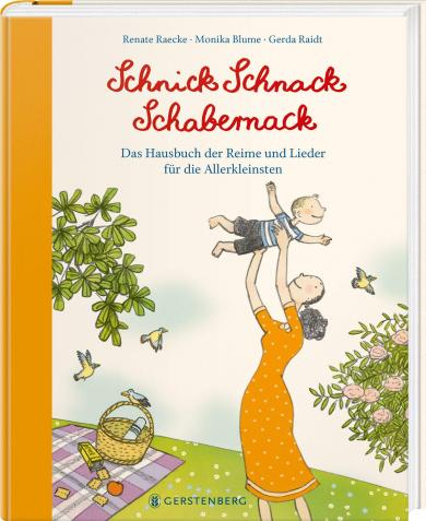 Gerda Raidt, Monika Blume, Renate Raecke: Schnick Schnack Schabernack