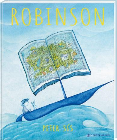 Peter Sis: Robinson