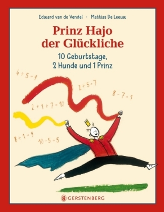 Edward Van de Vendel, Mattias De Leeuw: Prinz Hajo der Glückliche