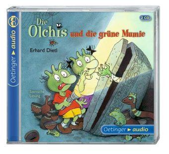Dietl, Erhard: Die Olchis und die grüne Mumie (2 CD)