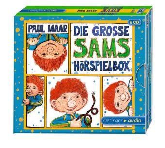 Maar, Paul: Die große Sams-Hörspielbox (6 CD)