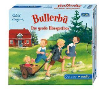 Astrid Lindgren, Ilon Wikland: Bullerbü - Die große Hörspielbox (3 CD)